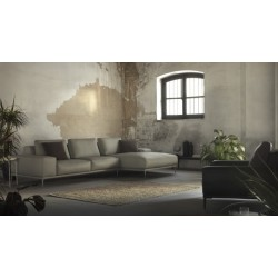 SOFA 3 PLAZAS MAS CHAISELONGUE LIDO SERIE 7
