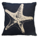 FUNDA COJIN 35 DENIM STAR/FISH