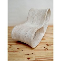 BUTACA TUMBONA MODERNA BAMBU EYE CHAIR